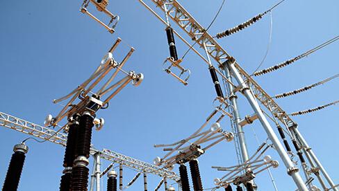 断路器,隔离开关,电压互感器,电流互感器,变压器,电缆,照明设备,蓄
