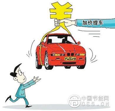 北京新能源车停售中签指标或作废 补贴新政致车价普涨