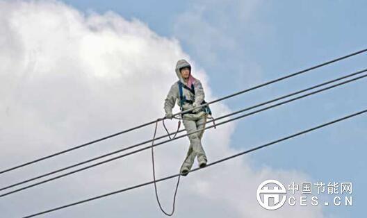 """他是世界上80万伏特高压带电作业第一人 如今""""身价过亿"""""""