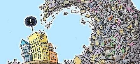 """破解""""垃圾围城"""" 中国将建成全球最大垃圾发电厂!"""