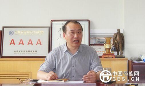 供热展:专访中国节能协会秘书长宋忠奎