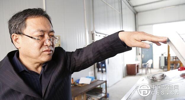 索通节能董事长索和:6年光阴打磨一台净油机