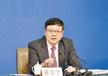陈吉宁:下决心推动大气污染防治工作取得新成效