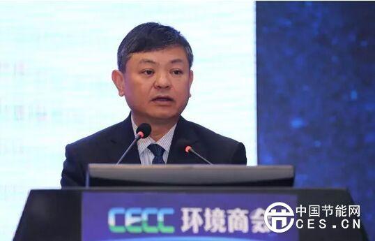 环保部副部长黄润秋:绿色发展需要全社会携手奋斗