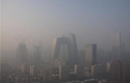 李佐军:京津冀空气环境容量严重超载150%