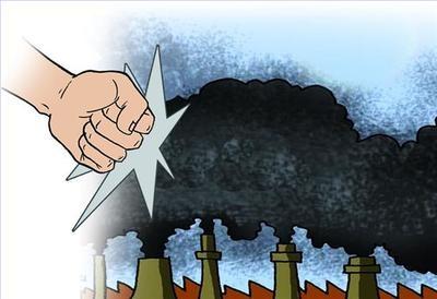 """环保打出""""1+6""""组合拳应对大气污染防治"""