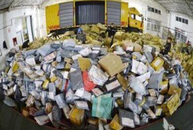 各种买买买?快递垃圾已成为不可忽视的污染大户