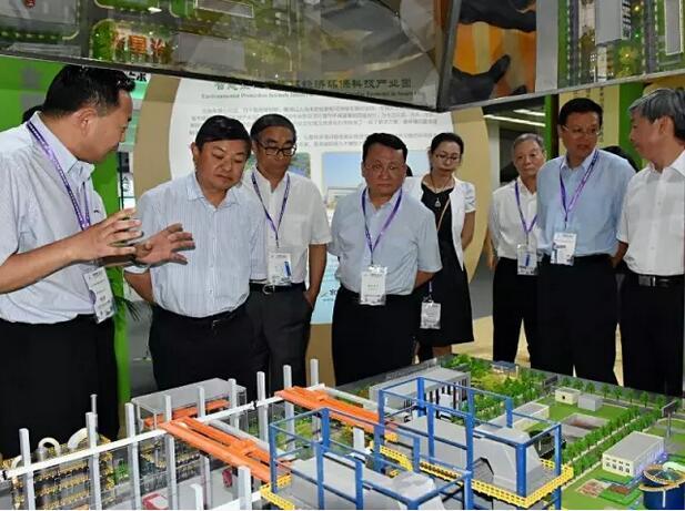 第十五届中国国际环保展在京中国国际展览中心隆重开幕