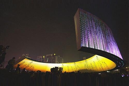 台达永续之环于2013年台湾灯会吸引1200万参观人次