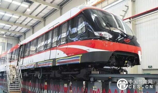 """节能减肥""""新标杆""""!长沙磁浮快线新列车减重1.5吨"""