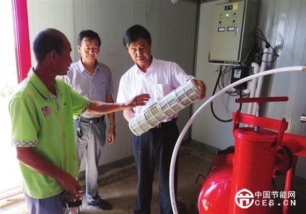 """四子王旗:""""节水增粮行动""""项目 打造现代农业新亮点"""