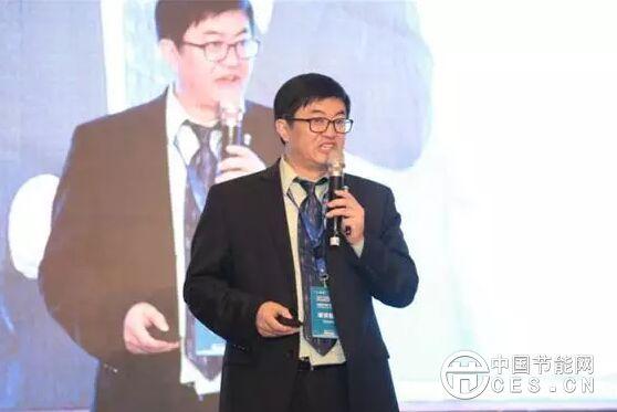 蔡蔚:电驱动系统如何实现节能环保?