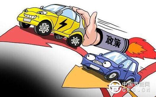 新能源车及充电设施国家地方政策动态