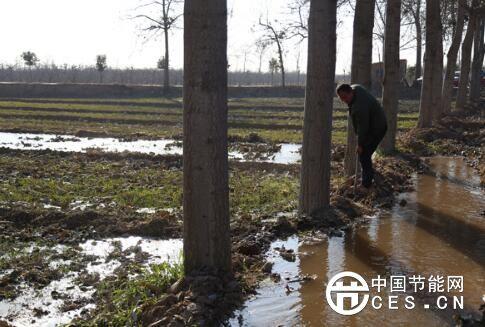 陕西灌溉用水超额要加价,农民节水可获奖励