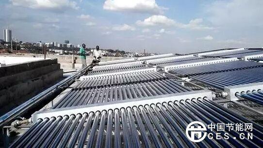 """一带一路启迪清洁能源集团:用""""中国制造""""赢得世界掌声"""