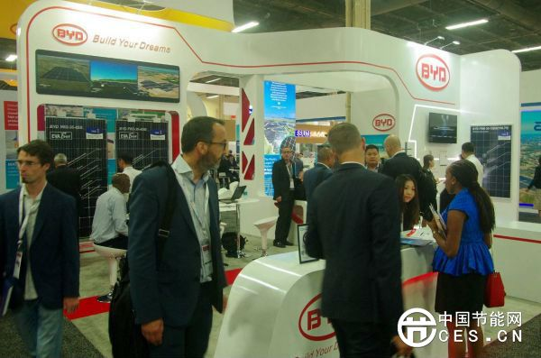 比亚迪进军美国新能源市场 与UNEP共推