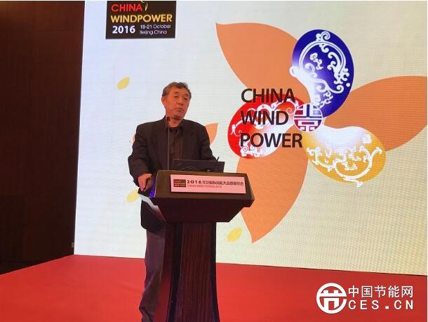 """李俊峰:风电""""青春期""""已到来 需建立多能互补发展体系"""