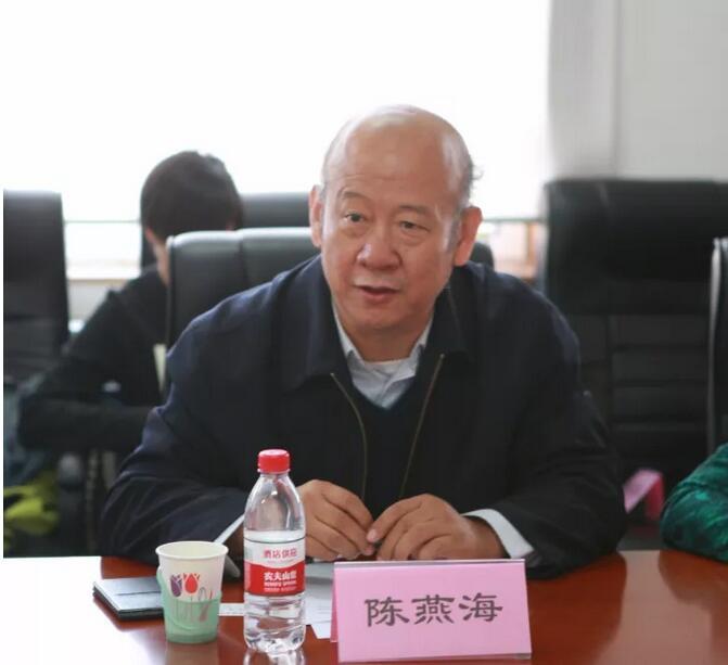 中国循环经济协会常务副会长陈燕海