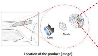 节能+散热 丰田合成研发旗下首款车头灯LED