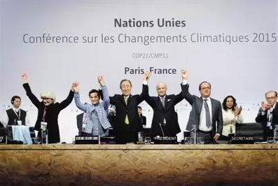 """《巴黎协定》今天生效,全球气候治理踏上""""落实""""新征程"""