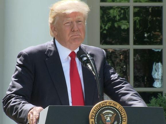 特朗普退出《巴黎协定》引发全球大气治理大动荡