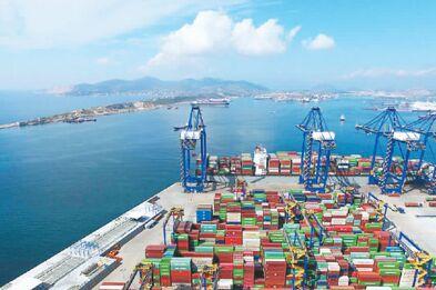 """""""一带一路""""海上合作大设想 绿色发展之路尤为关注"""