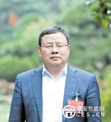 谭新乔代表:狠抓排污源头致力节能减排