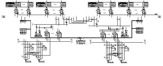 并在外部交流电中断的情况下,保证由后备电源—蓄电池继续提供直