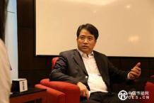 """朱旭峰:环保产业发展需要加上资本的""""翅膀"""""""