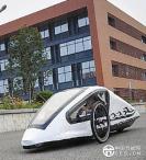 一度电跑140公里,几个大学生造的节能车做到了