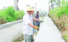 绵竹市大力推进节水型社会重点县建设工程