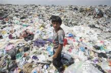 他说:我的所有东西都来自垃圾
