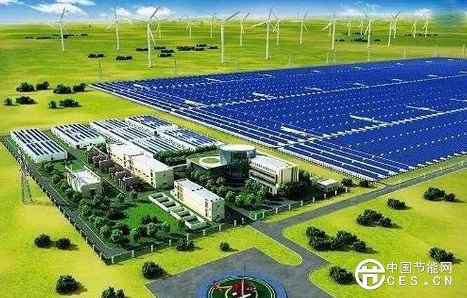 走进苏州工业园区多能互补集成优化示范工程